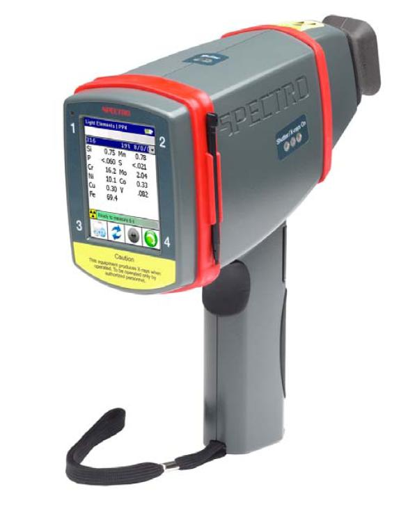 Ruční a mobilní spektrometry