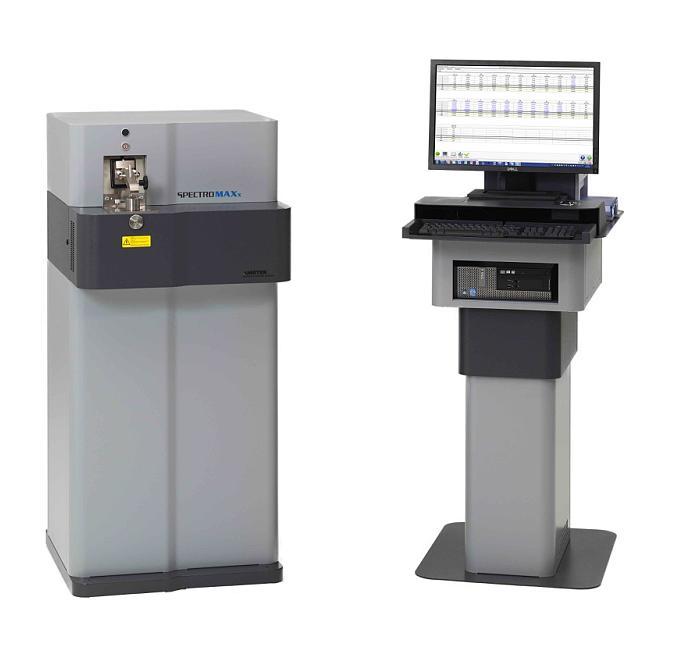 Jiskrové spektrometry