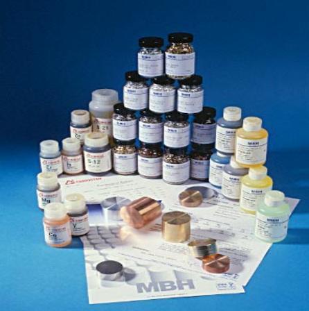 Referenční materiály (standardy)