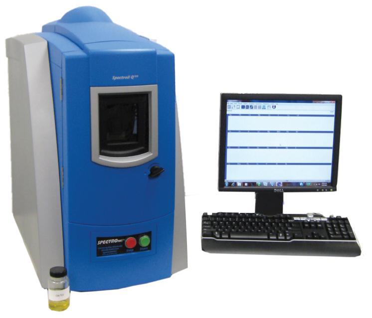 Přístroje pro prediktivní údržbu a analýzu olejů a paliv