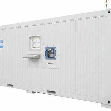 SteelLab - Automatická laboratoř se SPECTROLAB od fy HERZOG